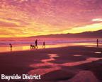 Santa Monica Bayside District