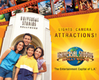 Univeral Studios Hollywood