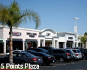 5 Points Plaza