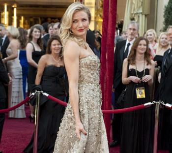 Cameron Diaz 82nd Academy Awards