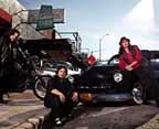 Los Lonely Boys grammy museum