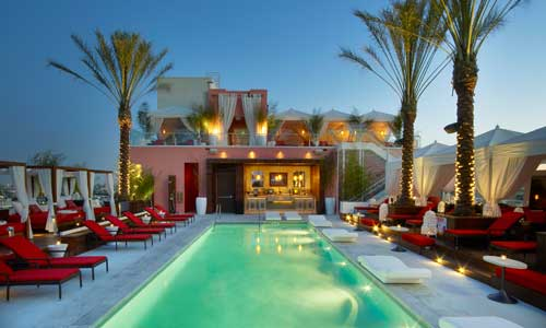 Where to play poolside in los angeles a guide to los - Best hotel swimming pools in los angeles ...