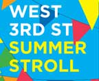 West 3rd St. Summer Stroll