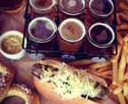 Oktoberfest at Lazy Dog Cafe