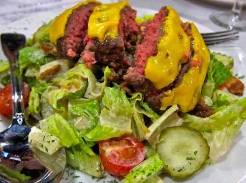 cheeseburger-salad