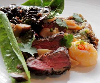 Allumette offers avant garde comfort food in echo park for Avant garde cuisine