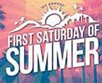 First Saturday of Summer Bar Hop 2013