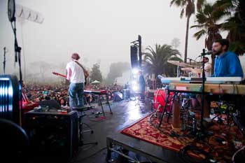los angeles outdoor concerts