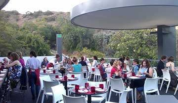 hollywood bowl wine bar