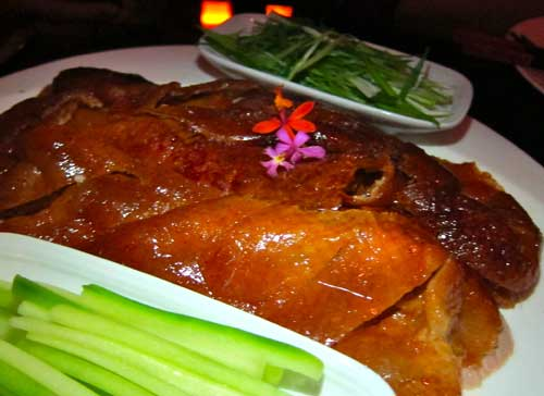 Chi Lin Peking duck