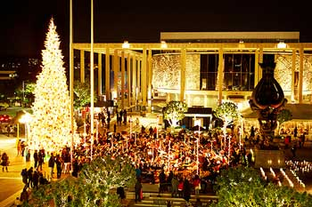 Los Angeles Christmas Dining, Holiday Events and More!