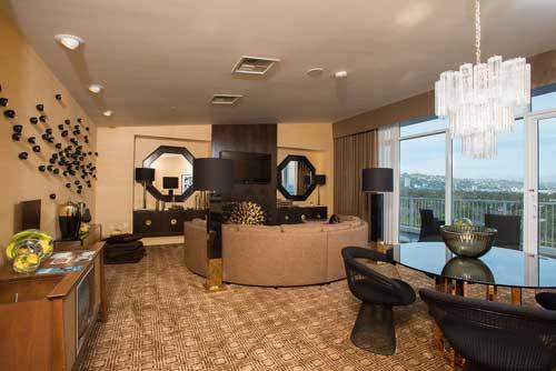 suite 100 beverly hilton