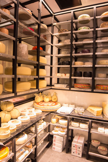 Cheese Cave At The Patio On Goldfinch