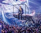 Justin Timberlake at Honda Center