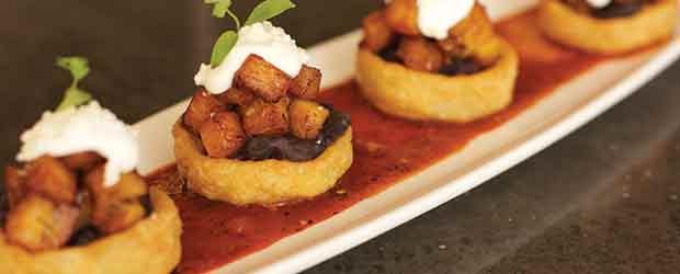 Cauliflower Fondue With Asiago And Smoked Paprika Recipes — Dishmaps