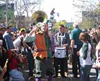 Mardi Gras at Farmers Market