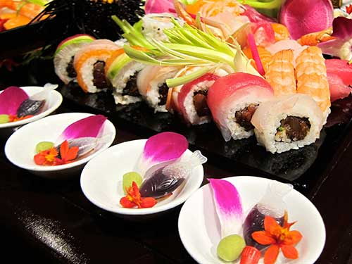 sushi oscars