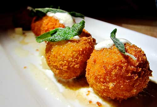 arancini the independence