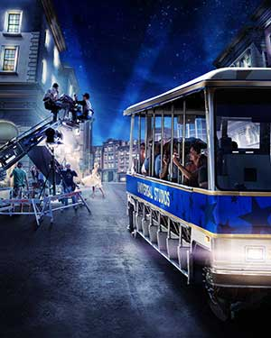 Universal Studios Nighttime Studio Tour.