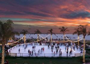 Hotel-del-Coronado_Skating-by-the-Sea