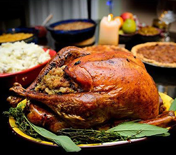 Zov's Thanksgiving to go