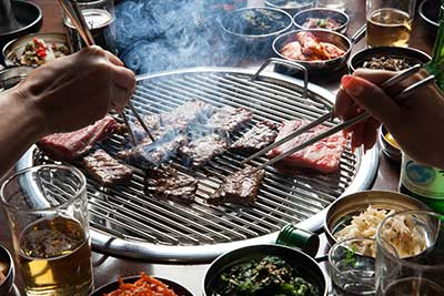 Tips For Eating Korean Bbq In La Some Of The Finest Spots To Eat