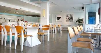 Dining Inotheke Ups Santa Monica S Greek Food