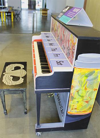 Pianos in Public Spaces