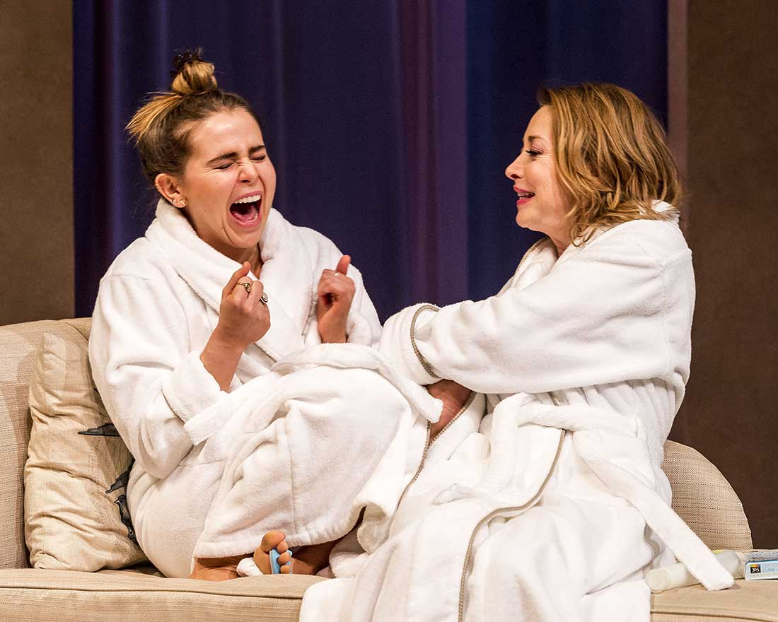 The Mystery of Love & Sex continues at the Mark Taper Forum
