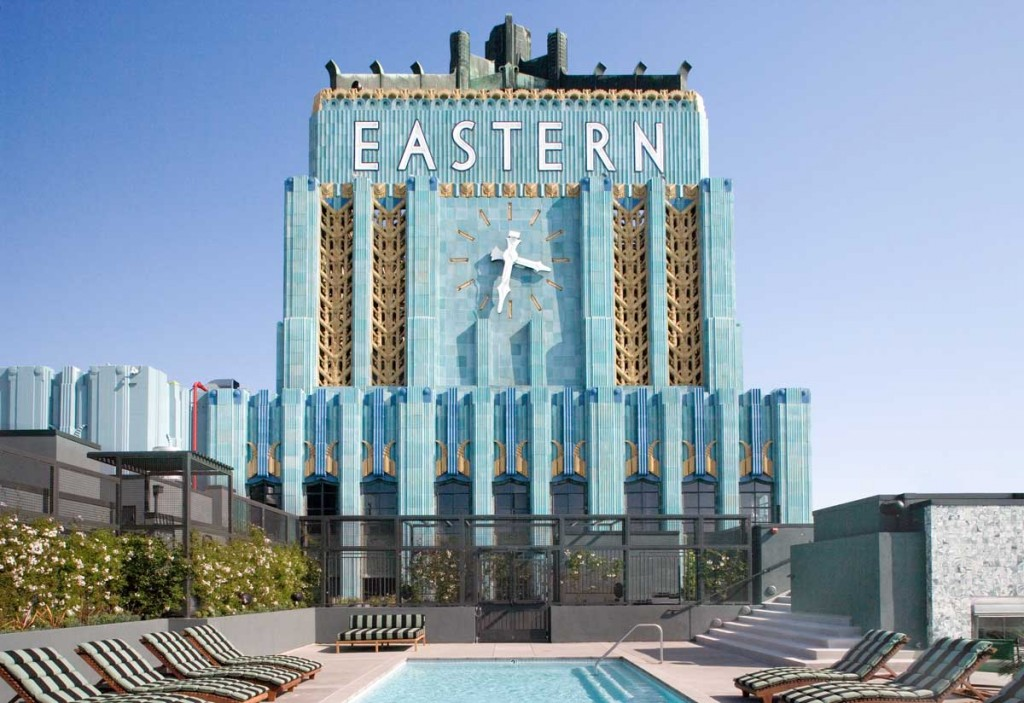 Iconic Architecture Los Angeles