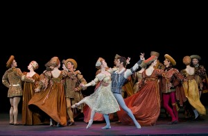 City Ballet Romeo & Juliet