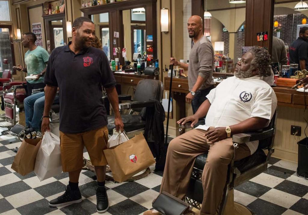 Barbershop Next Cut : Barbershop: The Next Cut. Photo: Warner Bros. Pictures.