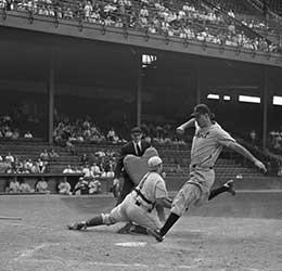 Baseball at the Skirball