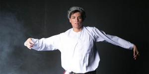 boy who danced on air