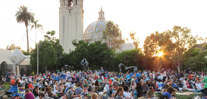 Outdoor Movies in San Diego