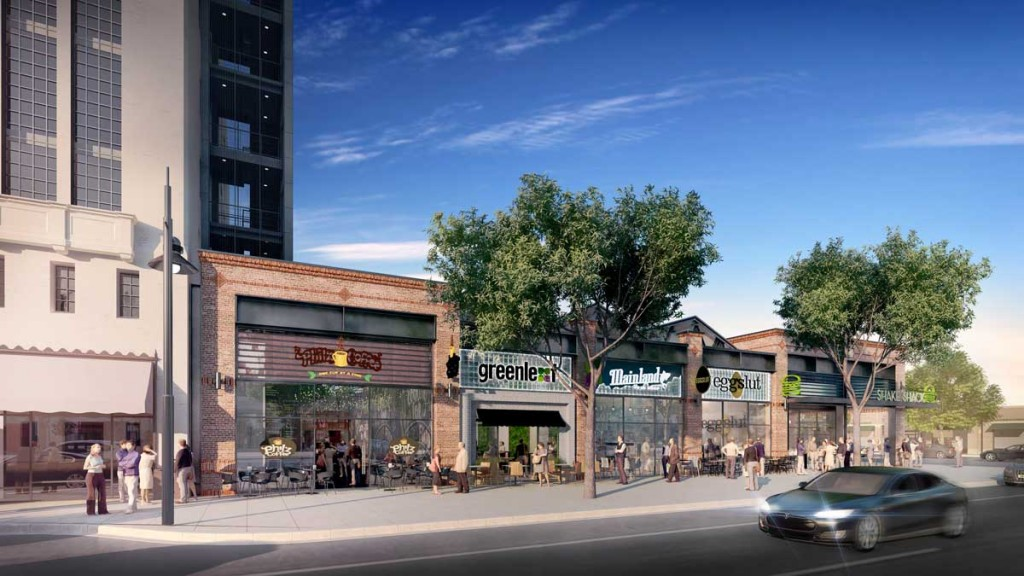 Glendale Dining Heats Up With 252 S Brand