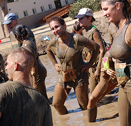 pendleton mud-run