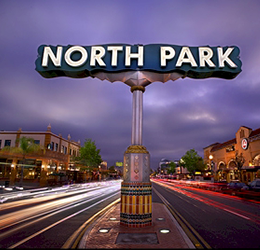 north-park after dark