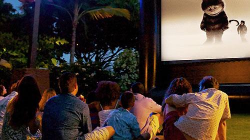 Hotel Irvine Movie Nights