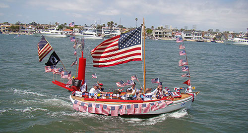 glory boat parade