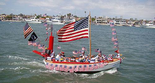 glory boat parade