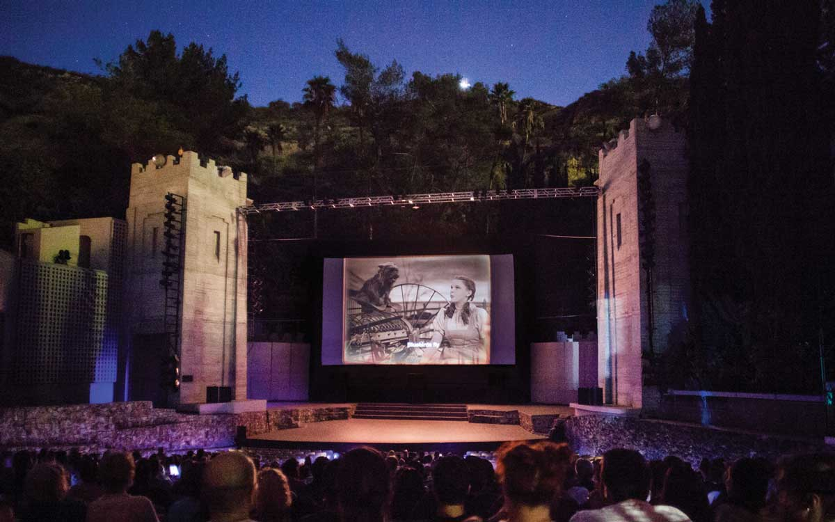 the john anson ford amphitheatre reopens in hollywood. Cars Review. Best American Auto & Cars Review