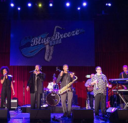 blue breeze band