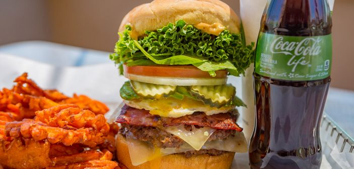 Burger Boss: Grass-fed, Natural, Goodness