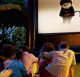 Hotel Irvine Movie Nights