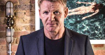 Celebrity Chef Gordon Ramsay