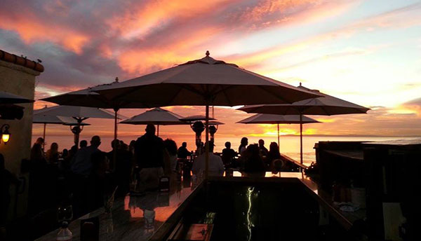 The Rooftop Lounge Laguna Beach