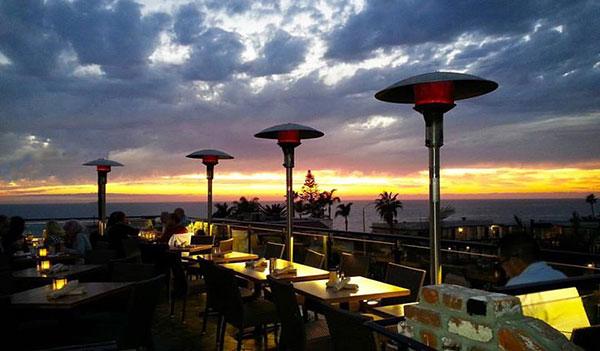 Happy Hour Laguna Beach Ocean View