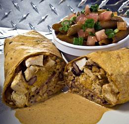 Santa-Fe-Wrap-Muscle Maker Grill