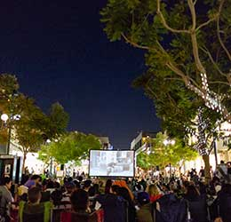 Cinema on the Street